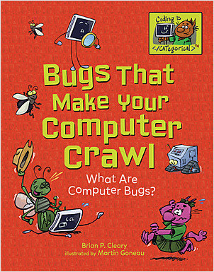 Cover: Bugs That Make Your Computer Crawl: What Are Computer Bugs?