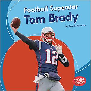 Cover: Football Superstar Tom Brady