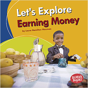 Cover: Bumba Books ® — A First Look at Money — eBook Set