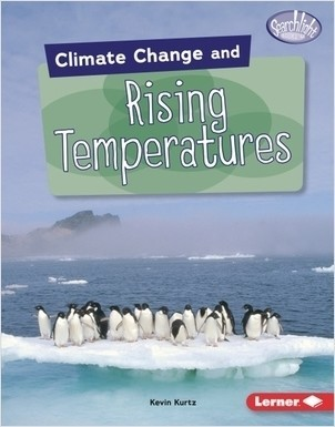 Cover: Searchlight Books ™ — Climate Change — Library Bound Set
