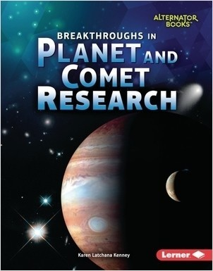 Cover: Breakthroughs in Planet and Comet Research