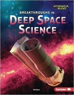 Cover: Breakthroughs in Deep Space Science