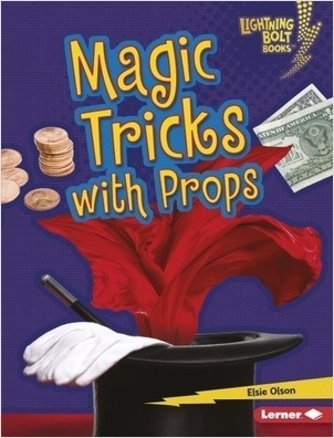 Cover: Magic Tricks with Props
