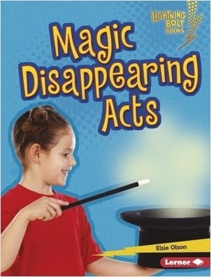 Cover: Magic Disappearing Acts