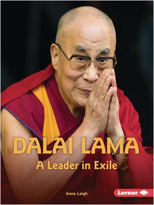 Cover: Dalai Lama: A Leader in Exile