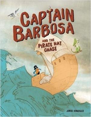 Cover: Captain Barbosa and the Pirate Hat Chase