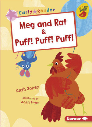 Cover: Meg and Rat & Puff! Puff! Puff!