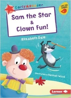 Cover: Sam the Star & Clown Fun!