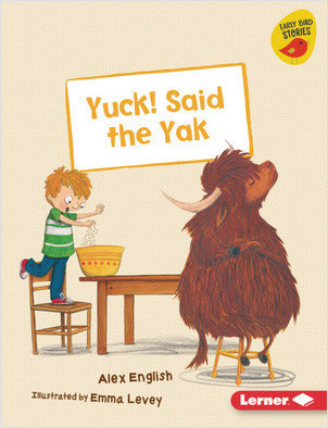 Cover: Yuck! Said the Yak