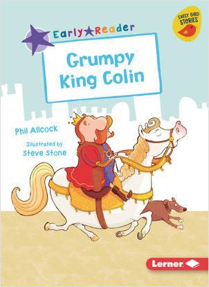 Cover: Grumpy King Colin