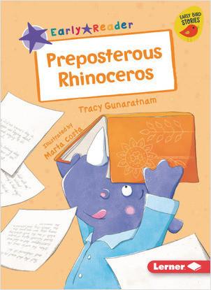 Cover: Preposterous Rhinoceros