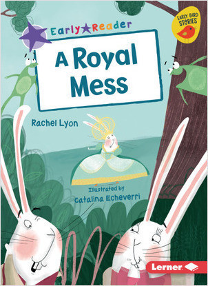 Cover: A Royal Mess