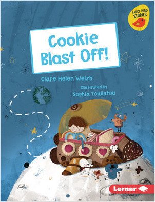 Cover: Cookie Blast Off!