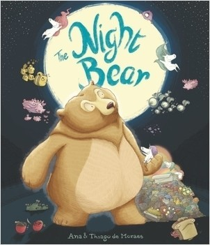 Cover: The Night Bear