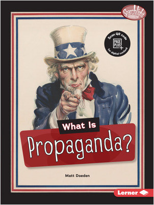 Cover: What Is Propaganda?