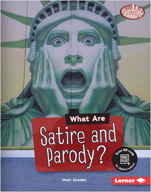 Cover: What Are Satire and Parody?