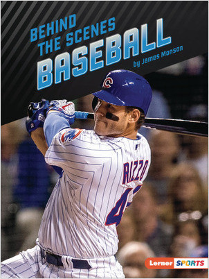 Cover: Behind the Scenes Baseball