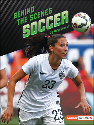 Cover: Behind the Scenes Soccer