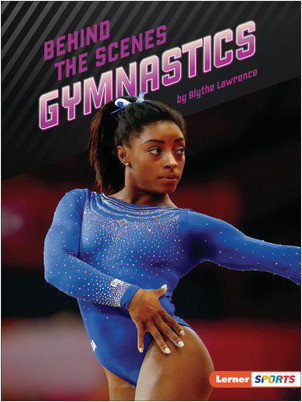 Cover: Behind the Scenes Gymnastics
