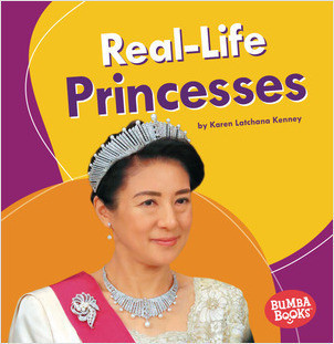 Cover: Real-Life Princesses