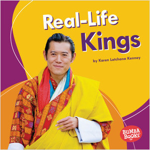 Cover: Real-Life Kings
