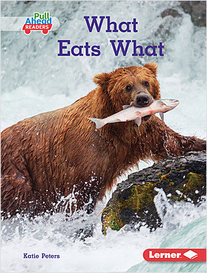 Cover: What Eats What