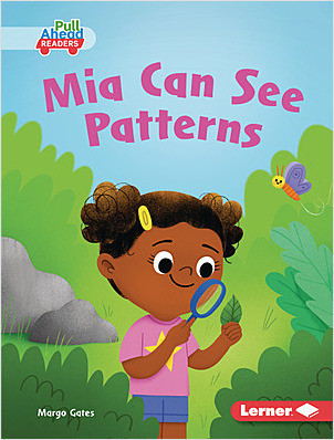 Cover: Mia Can See Patterns