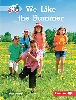 Cover: We Like the Summer