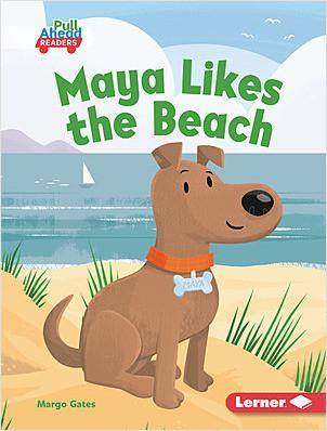 Cover: Maya Likes the Beach