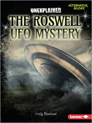 Cover: The Roswell UFO Mystery