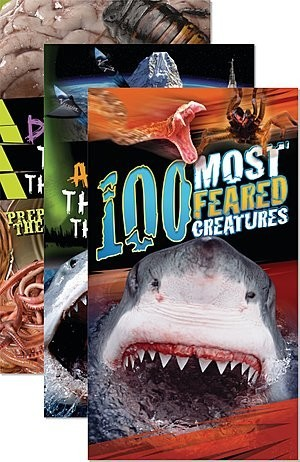 Cover: 100 Most . . . — Hardcover Set