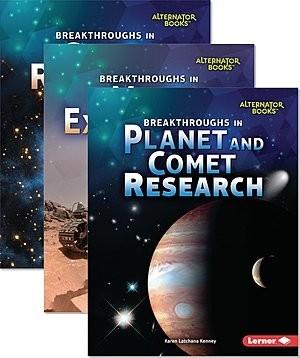 Cover: Space Exploration (Alternator Books ® ) — Hardcover Set