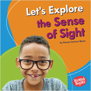 Cover: Let's Explore the Sense of Sight