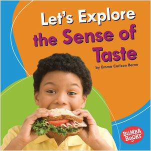 Cover: Let's Explore the Sense of Taste