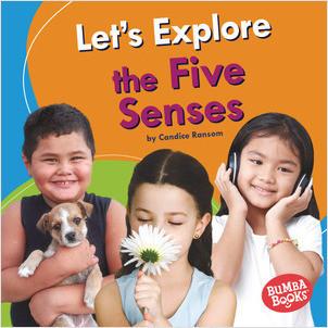 Cover: Let's Explore the Five Senses