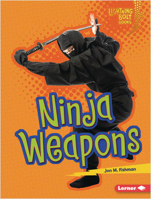 Cover: Ninja Weapons