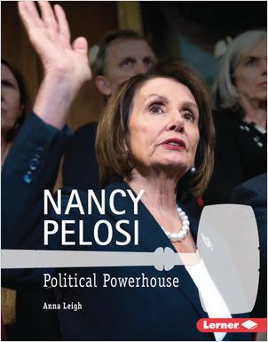 Cover: Nancy Pelosi: Political Powerhouse