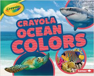 Cover: Crayola ® Ocean Colors