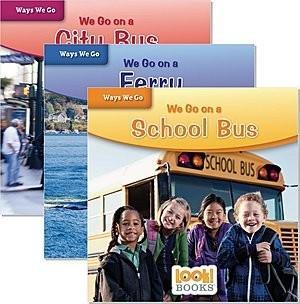 Cover: Ways We Go (LOOK! Books ™) — eBook Set