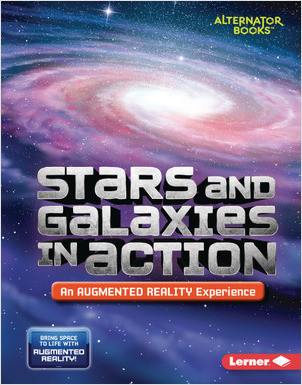 Cover: Stars and Galaxies in Action (An Augmented Reality Experience)