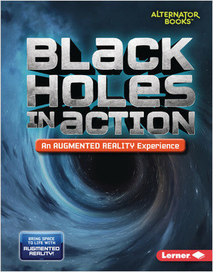 Cover: Black Holes in Action (An Augmented Reality Experience)
