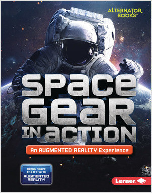 Cover: Space Gear in Action (An Augmented Reality Experience)