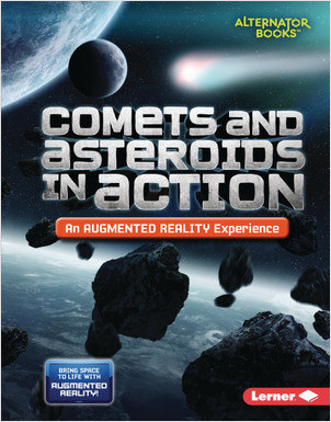 Cover: Comets and Asteroids in Action (An Augmented Reality Experience)
