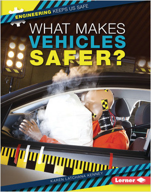 Cover: What Makes Vehicles Safer?