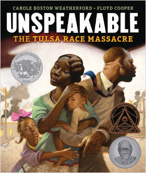 Cover: Unspeakable: The Tulsa Race Massacre