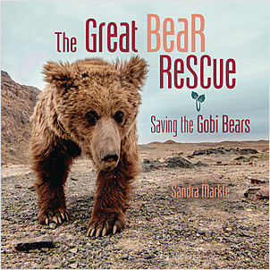 Cover: The Great Bear Rescue: Saving the Gobi Bears