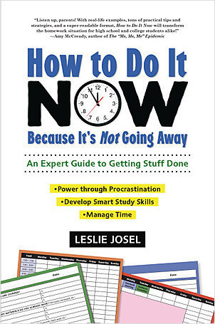 Cover: How to Do It Now Because It's Not Going Away: An Expert Guide to Getting Stuff Done