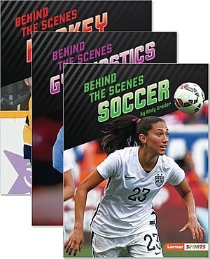 Cover: Inside the Sport (Lerner ™ Sports) — Hardcover Set