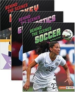 Cover: Inside the Sport (Lerner ™ Sports) — Paperback Set