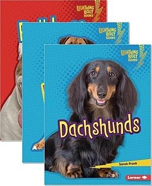 Cover: Lightning Bolt Books ® — Who's a Good Dog? — Hardcover Set